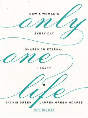 cover image of Only One Life
