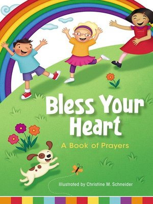cover image of Bless Your Heart, a Book of Prayers