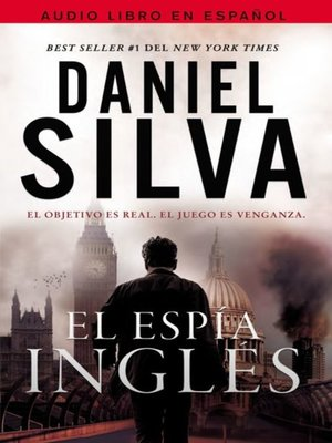 cover image of espía ingles