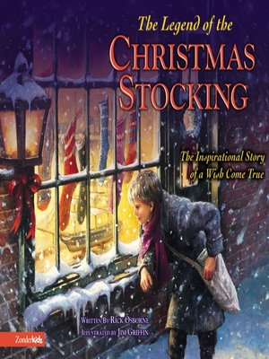 cover image of Legend of the Christmas Stocking