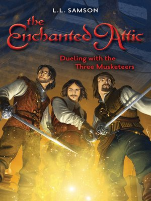 cover image of Dueling with the Three Musketeers