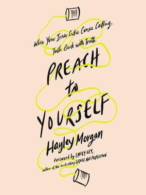 cover image of Preach to Yourself