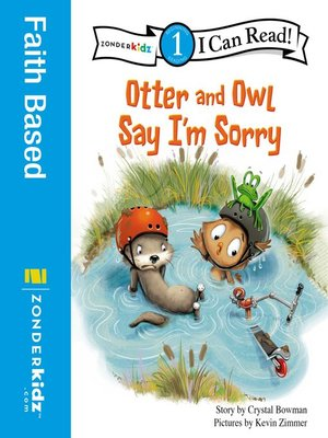 cover image of Otter and Owl Say I'm Sorry