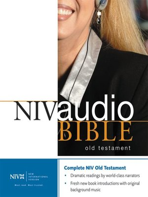cover image of NIV Dramatized Audio Old Testament