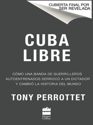 cover image of Cuba libre (Spanish edition)