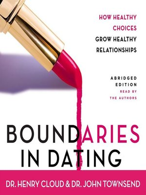 Boundaries in dating ebook