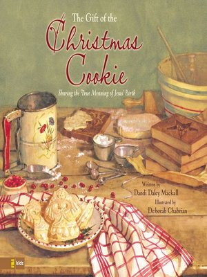 cover image of Gift of the Christmas Cookie