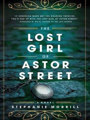 cover image of The Lost Girl of Astor Street