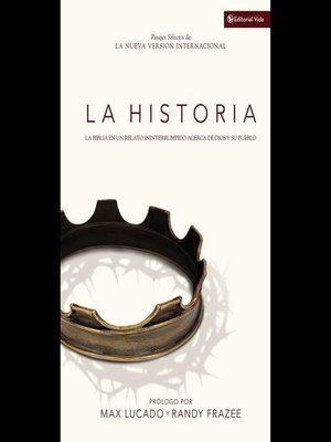 cover image of La Historia NVI, audio descargable