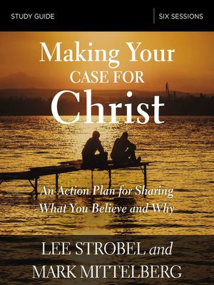 cover image of Making Your Case for Christ Study Guide