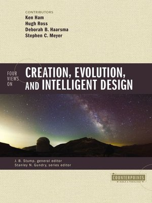 cover image of Four Views on Creation, Evolution, and Intelligent Design