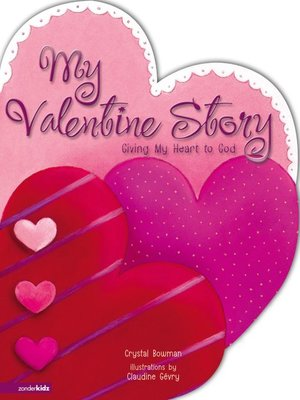 cover image of My Valentine Story