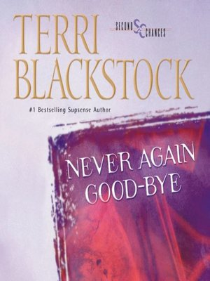 cover image of Never Again Good-Bye