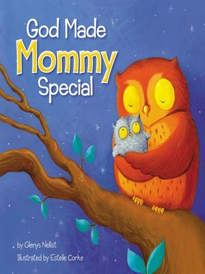 cover image of God Made Mommy Special