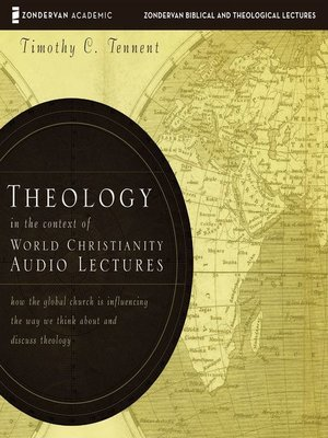 cover image of Theology in the Context of World Christianity