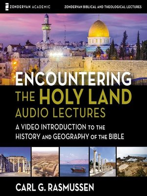 cover image of Encountering the Holy Land