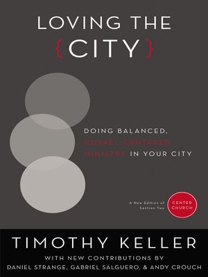 cover image of Loving the City