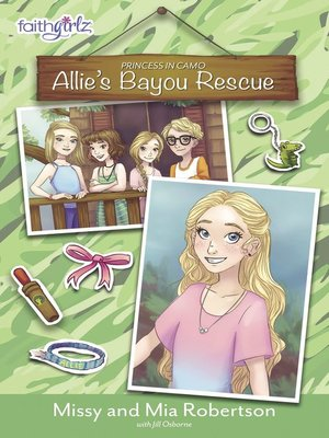 cover image of Allie's Bayou Rescue