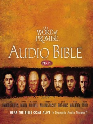 cover image of The Word of Promise Audio Bible--New King James Version, NKJV