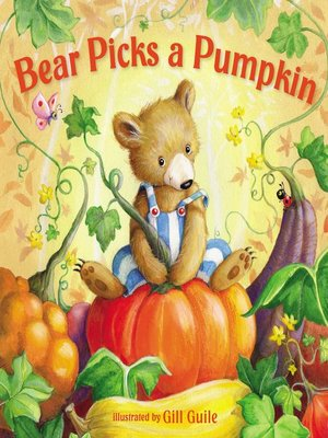 cover image of Bear Picks a Pumpkin