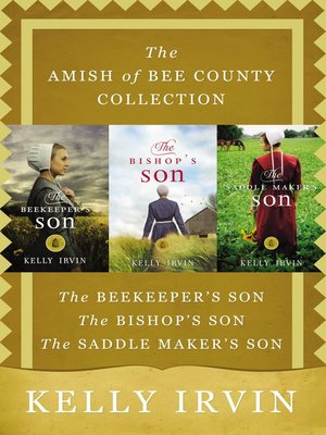 cover image of The Amish of Bee County Collection