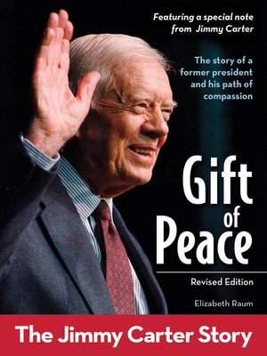 cover image of Gift of Peace, Revised Edition