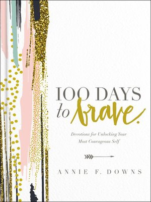 cover image of 100 Days to Brave