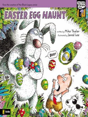 cover image of Easter Egg Haunt