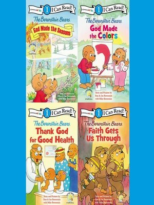 cover image of The Berenstain Bears I Can Read Collection 2