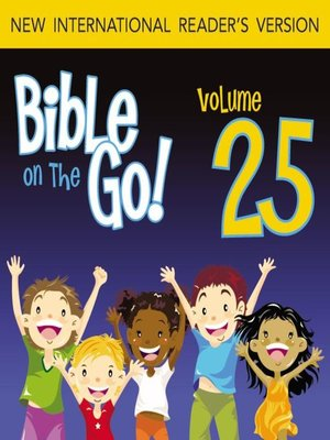 cover image of Bible on the Go, Volume 25