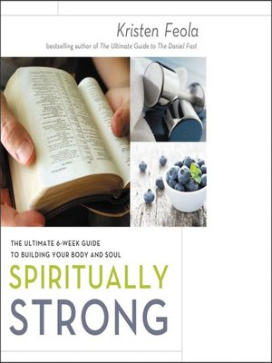 cover image of Spiritually Strong