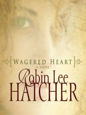 cover image of Wagered Heart
