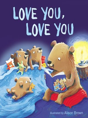 cover image of Love You, Love You