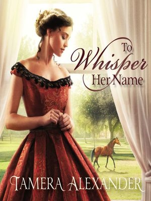 cover image of To Whisper Her Name