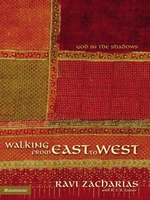 cover image of Walking from East to West