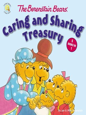 cover image of The Berenstain Bears' Caring and Sharing Treasury