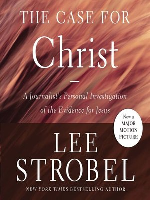 cover image of The Case for Christ