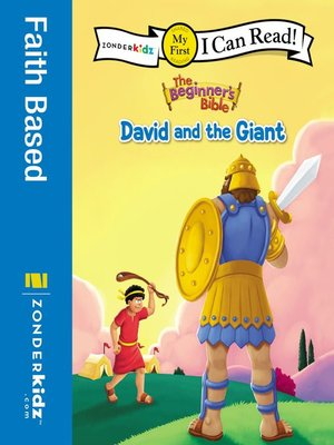 cover image of The Beginner's Bible David and the Giant