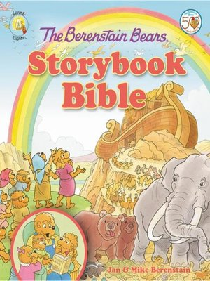 cover image of The Berenstain Bears Storybook Bible