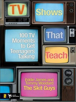 cover image of TV Shows That Teach