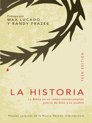 cover image of La Historia, teen edition