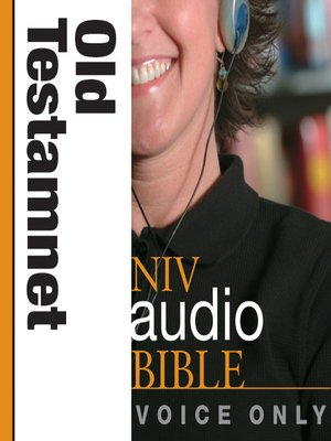 cover image of NIV Bible Voice Only / Old Testament