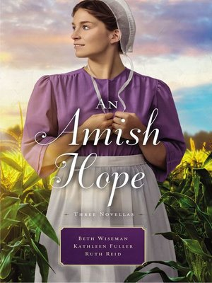 cover image of An Amish Hope