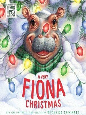 cover image of A Very Fiona Christmas