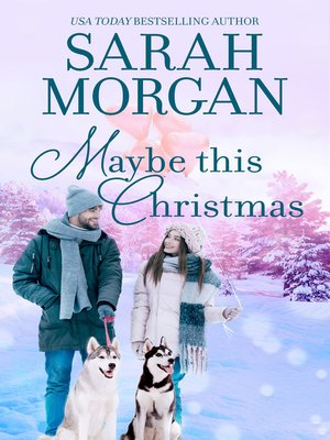 cover image of Maybe This Christmas