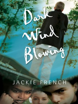 cover image of Dark Wind Blowing