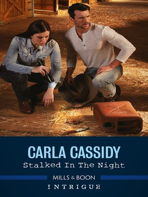 cover image of Stalked in the Night