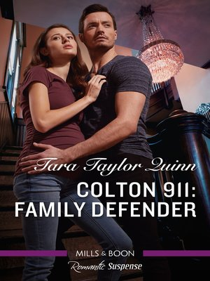 cover image of Colton 911: Family Defender
