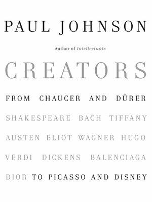 cover image of Creators