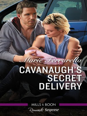 cover image of Cavanaugh's Secret Delivery